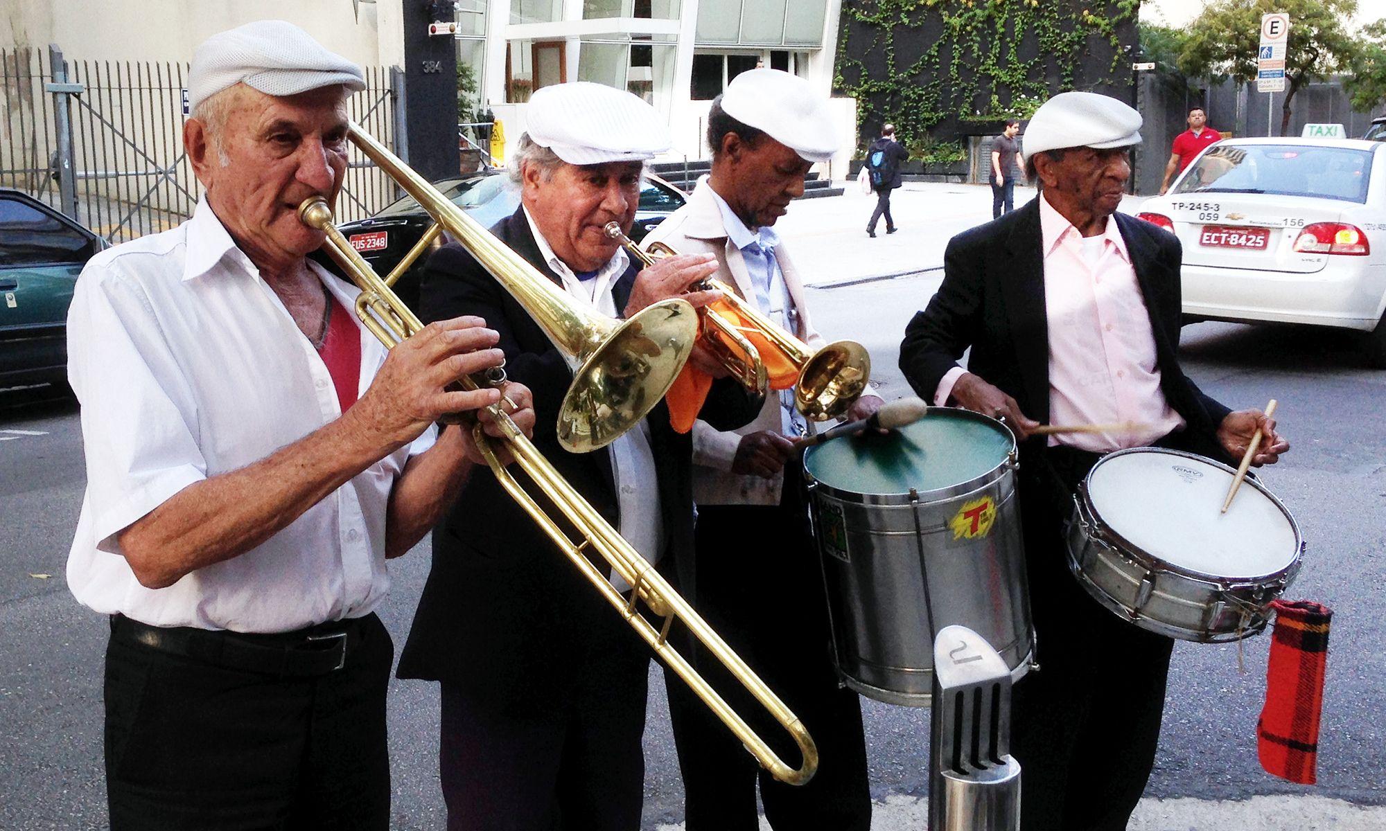 banda de musicos