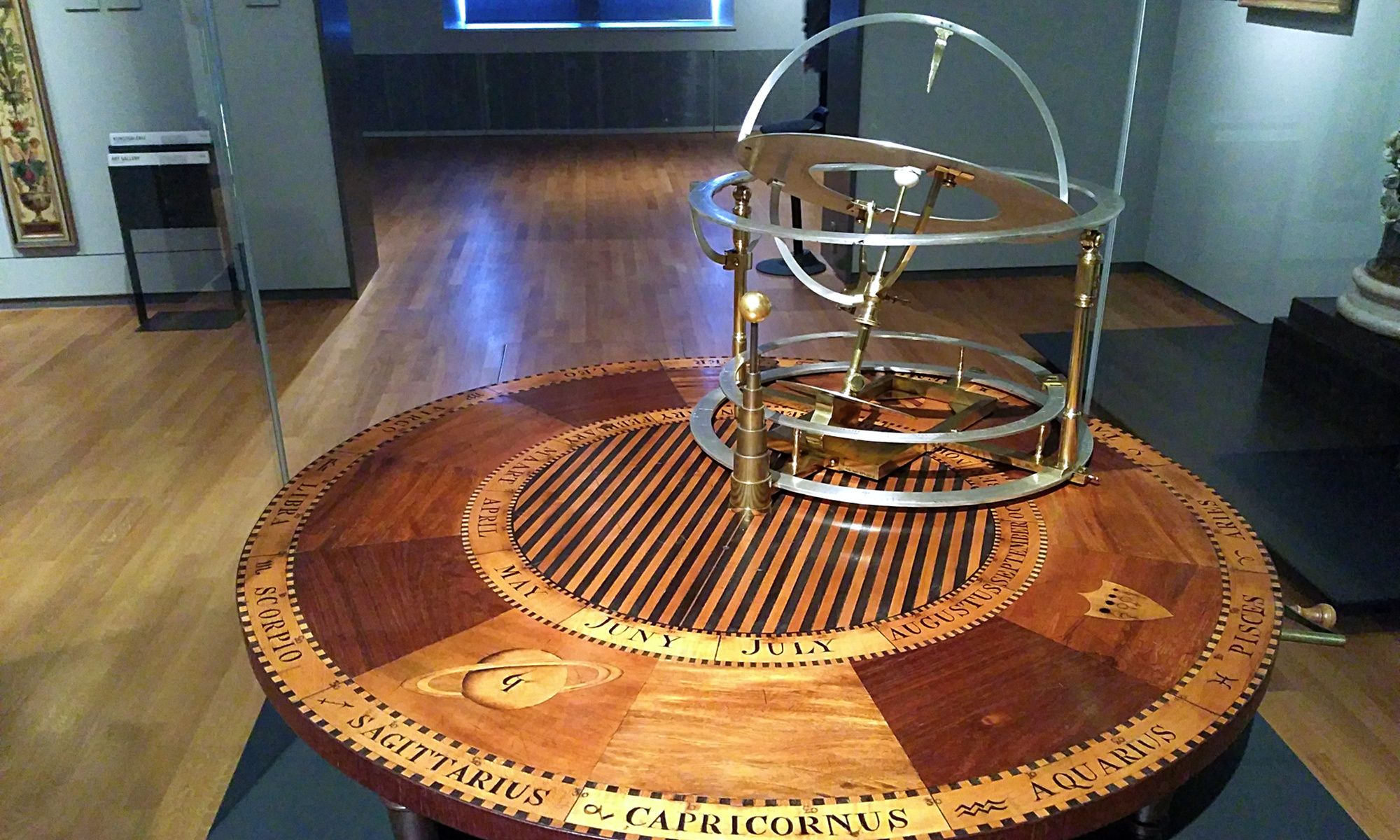Table Orrery