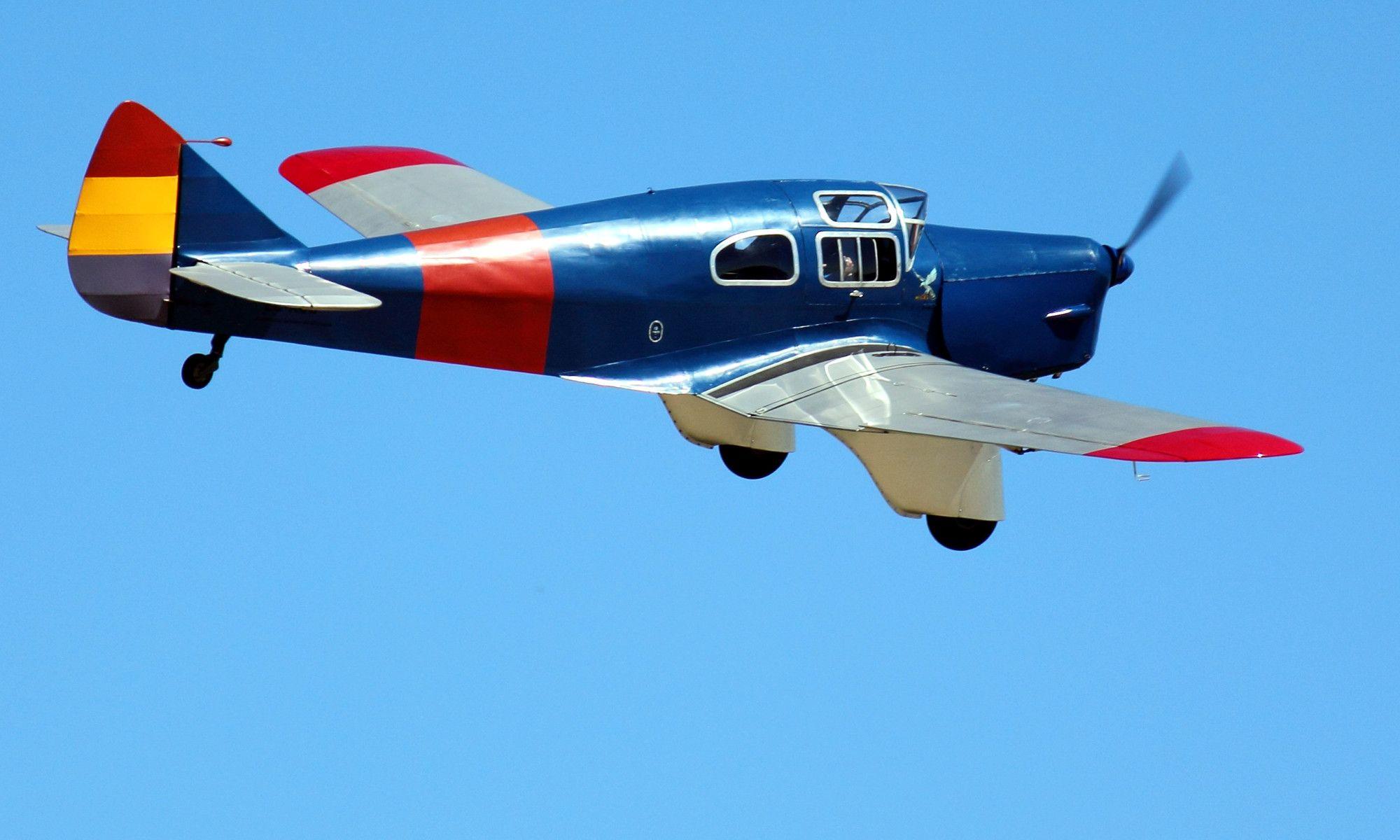 Miles Falcon Six M3C