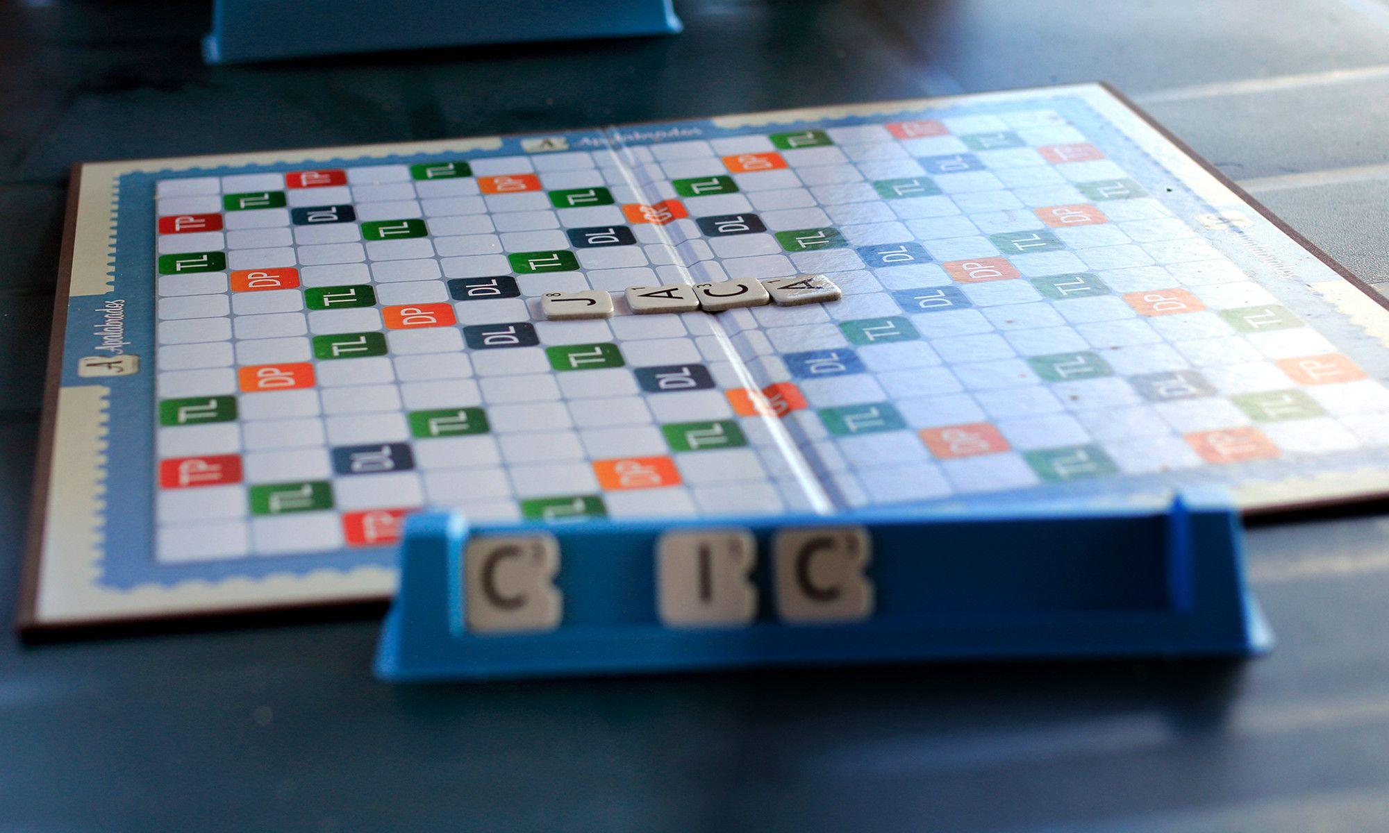 Scrabel clone