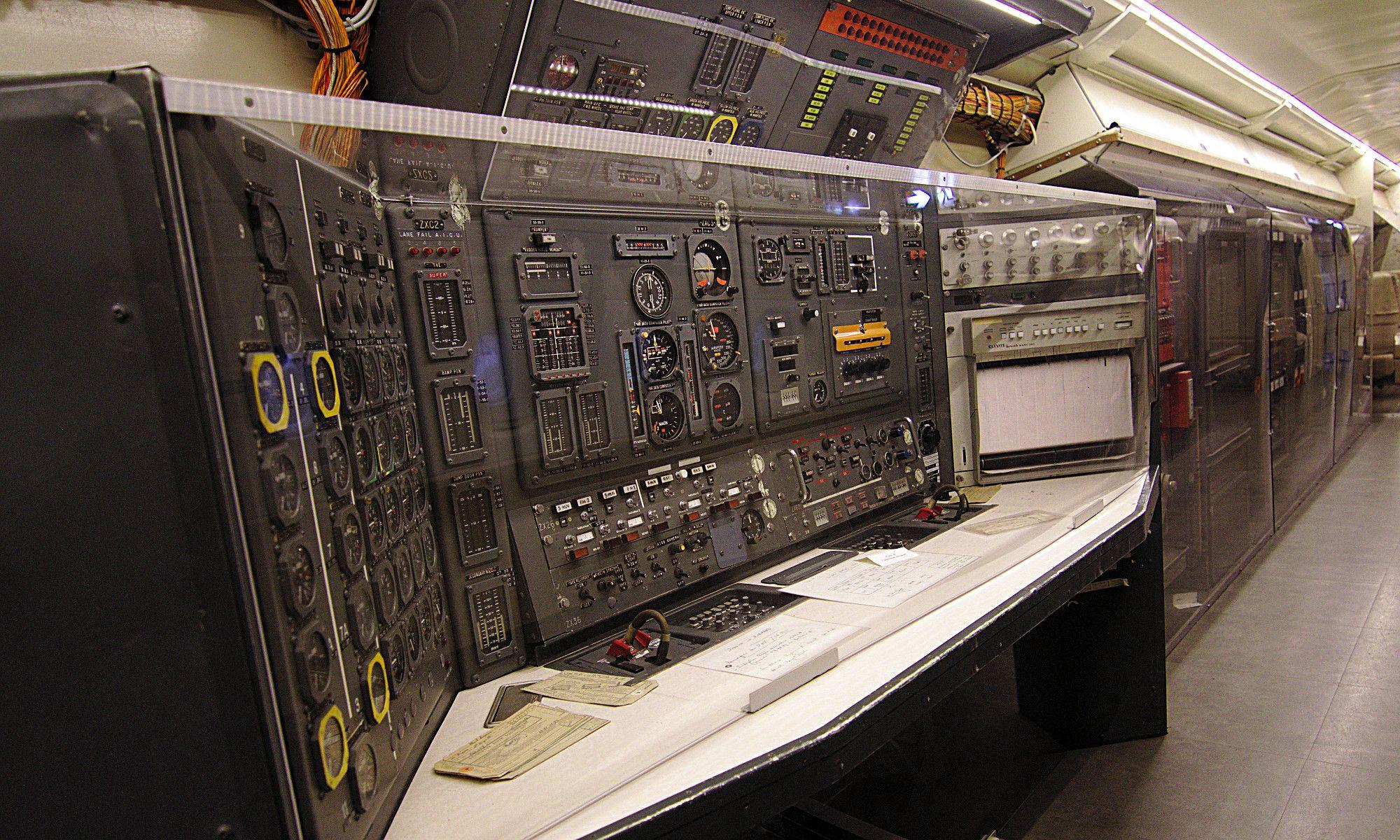 Consola Concorde